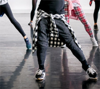 Dance workshop Purmerend