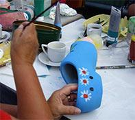 Workshop Klompen schilderen Purmerend